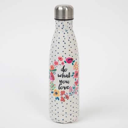 Botella agua termo Do what you love