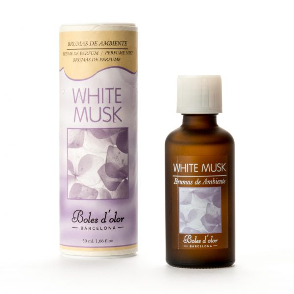 Brumas de Ambiente - White Musk