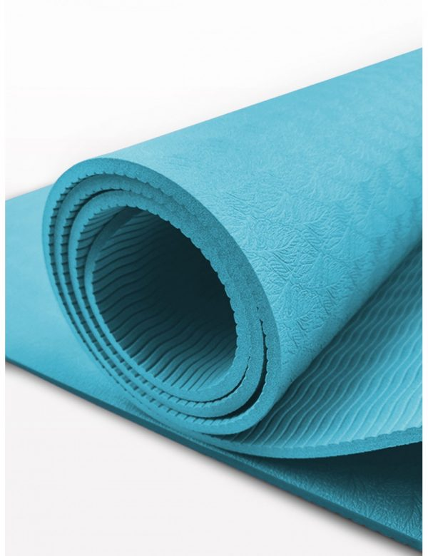 Esterilla Yoga TPE turquesa