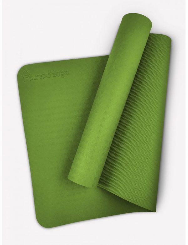 Esterilla Yoga TPE Verde Musgo