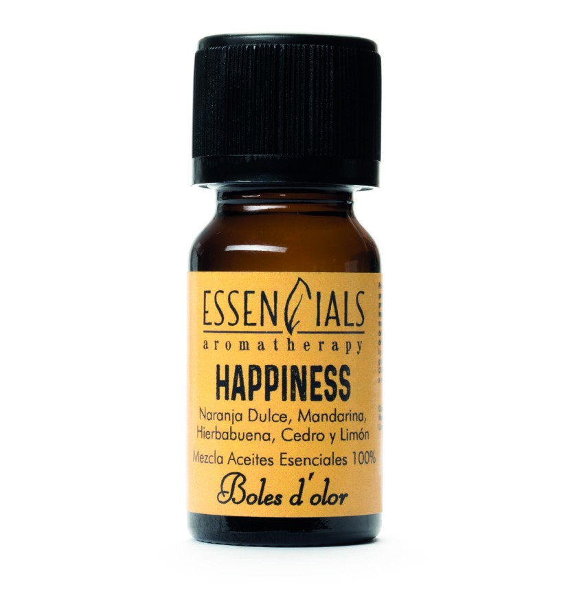 aceite esencial happiness