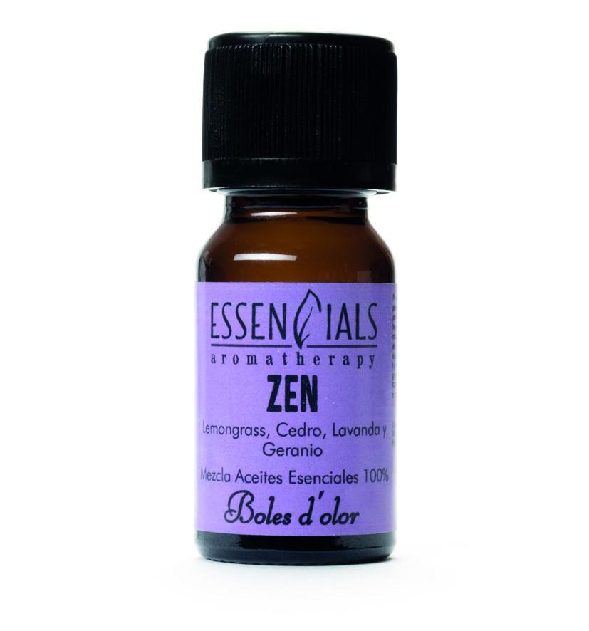aceite esencial zen
