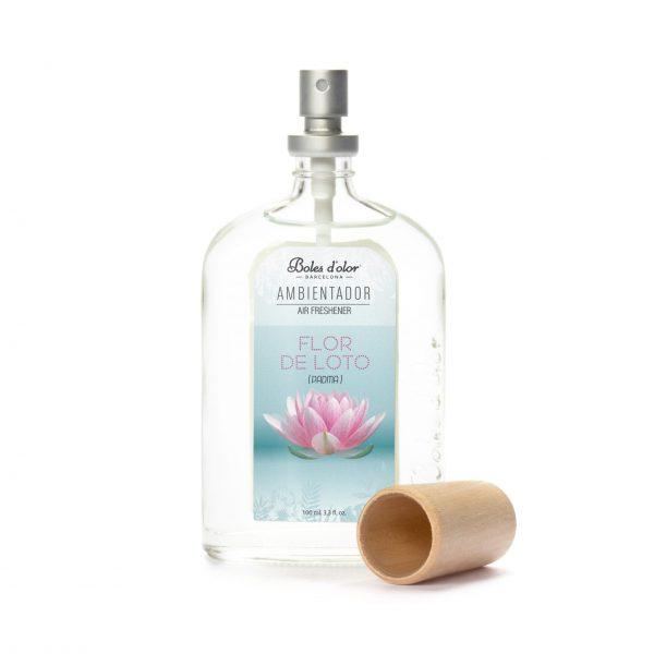 ambientador flor de loto