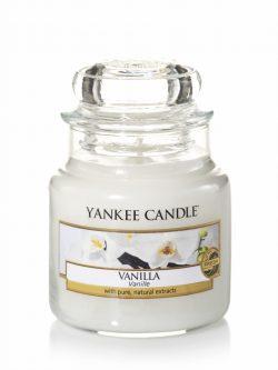 Yankee Candle Bote pequeño Vanilla