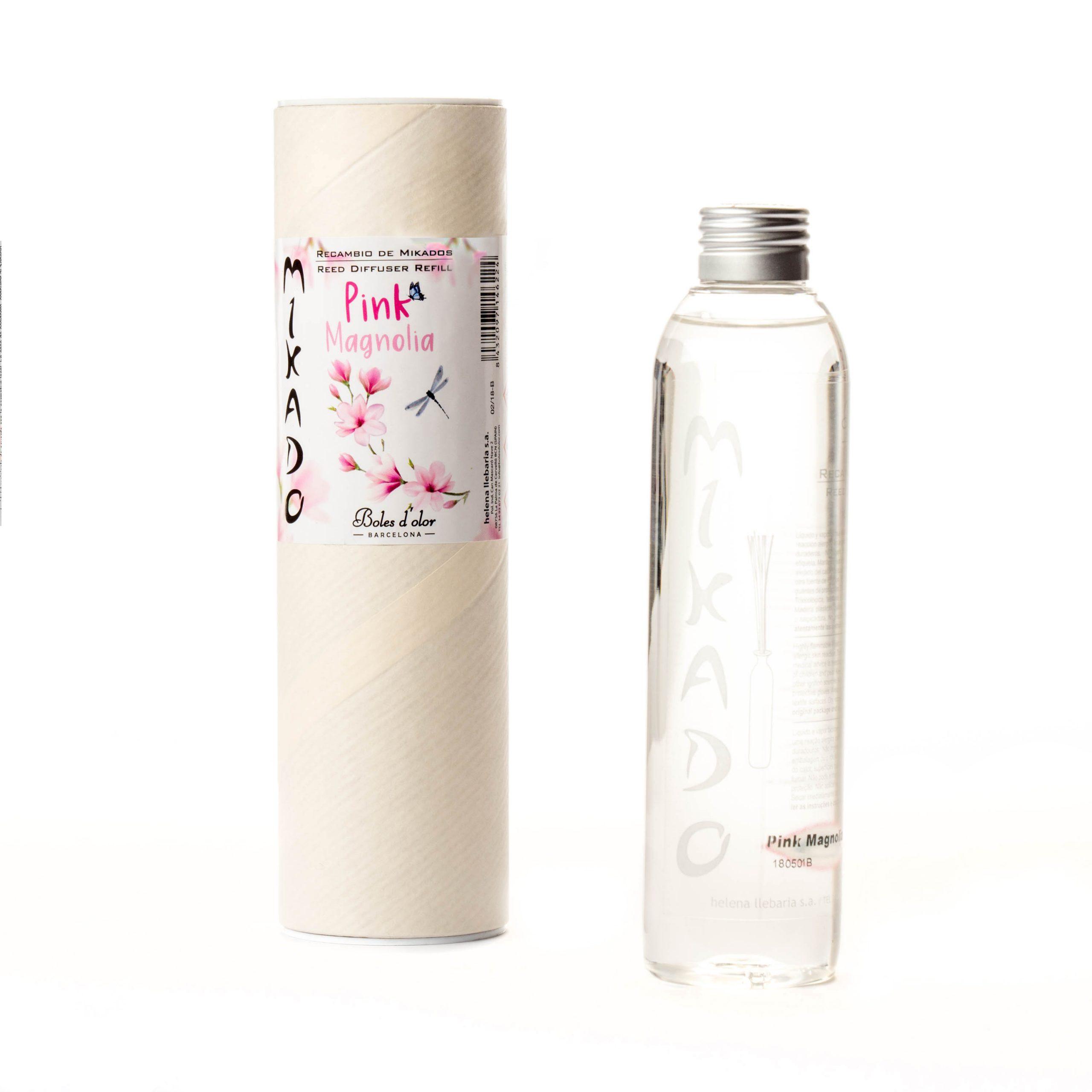 Recambio Mikado Ambients - Pink Magnolia + Rattan