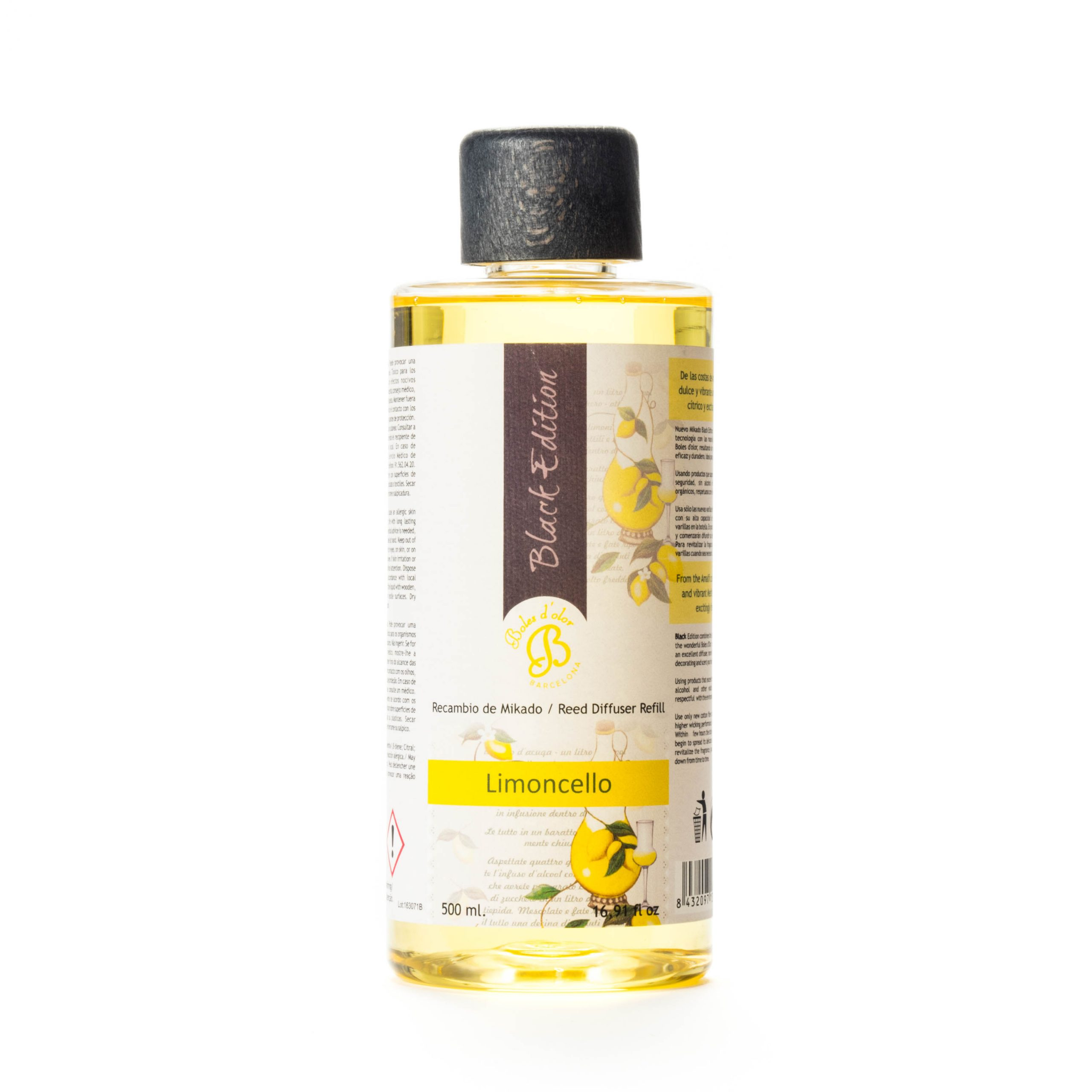 Recambio Mikado 500 ml Limoncello