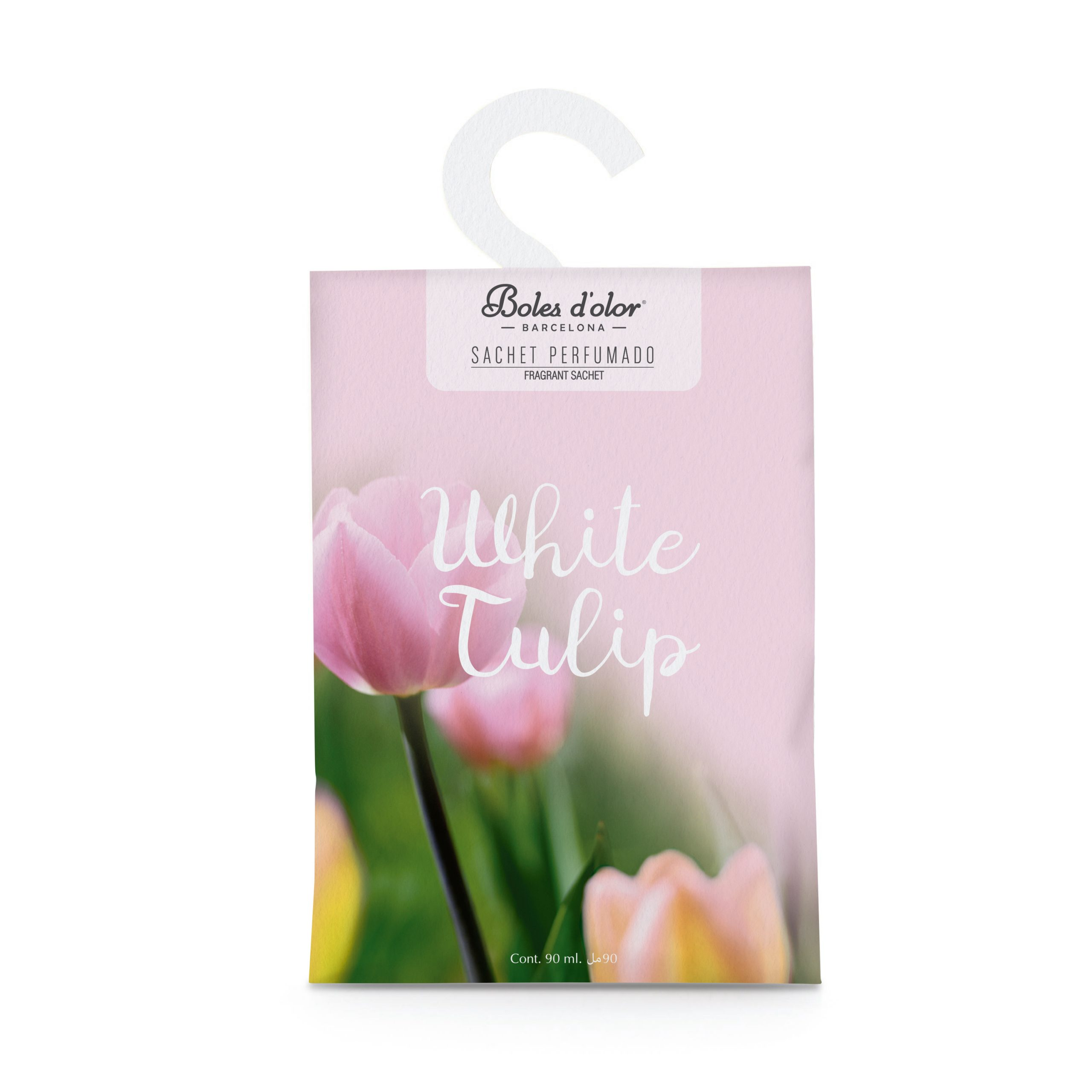Sachet White Tulip