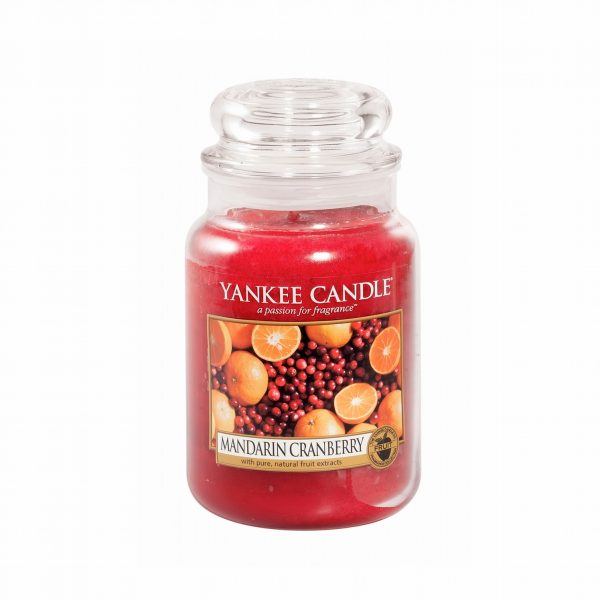 Vela Yankee Bote Gr Mandarin Cranberry