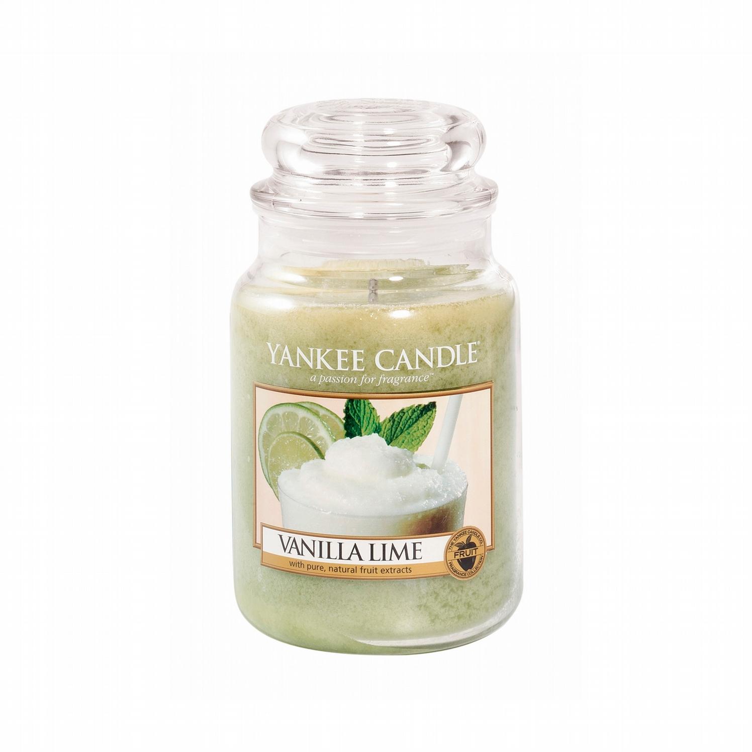 Vela Yankee Bote Gr Vanilla Lime