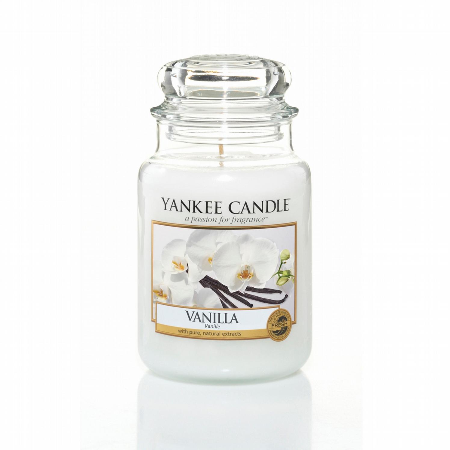 Vela Yankee Bote Gr Vanilla