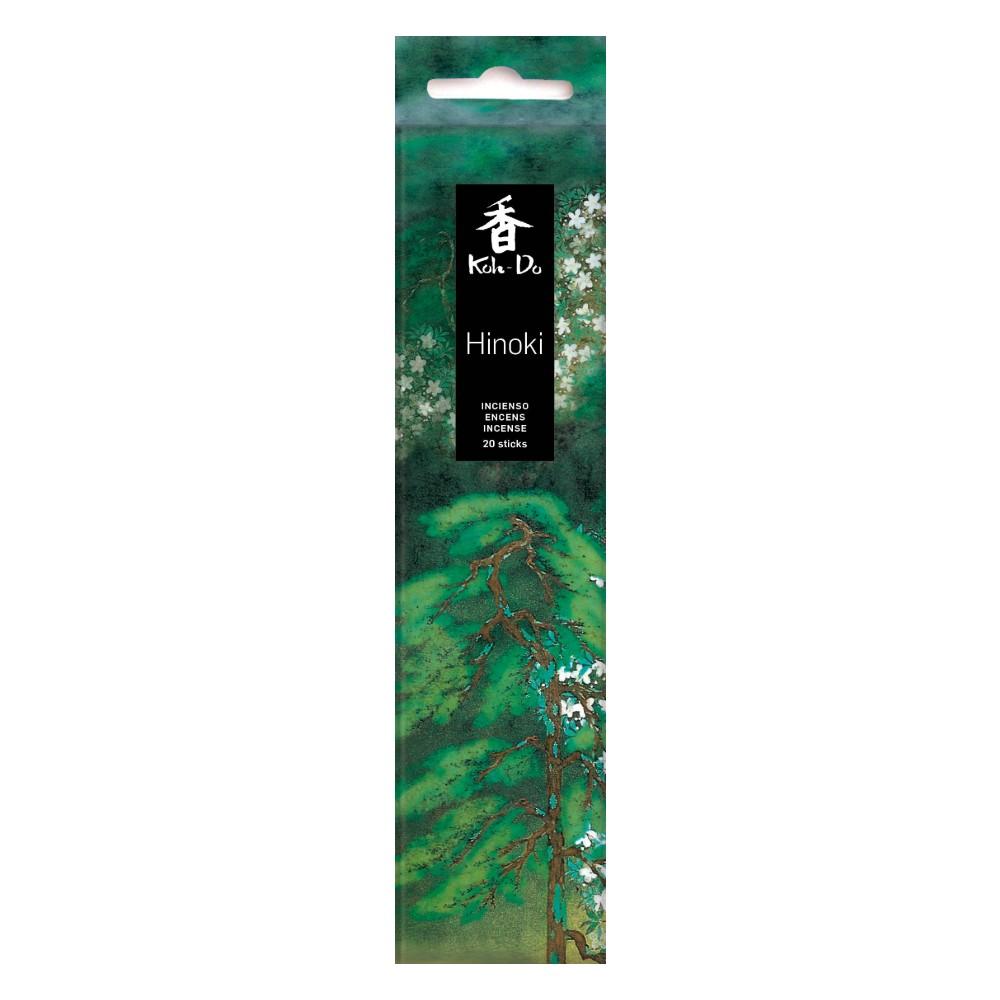 Incienso Japones Hinoki