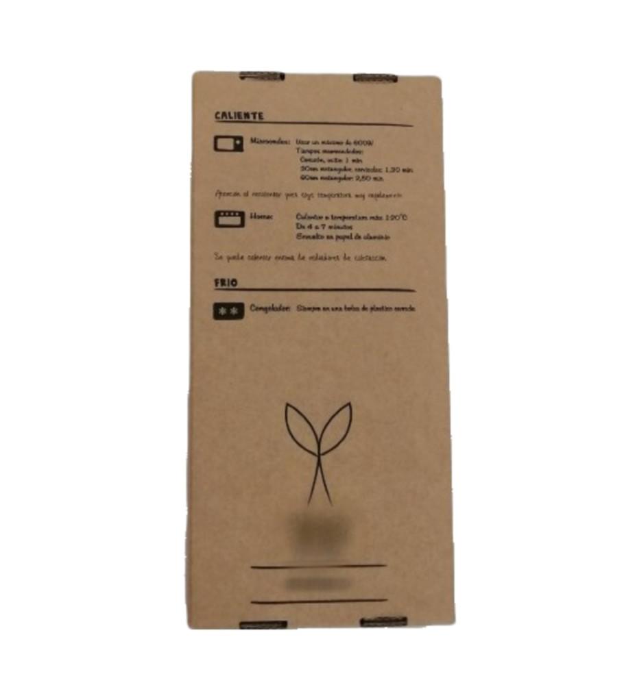 Caja saquito semillas
