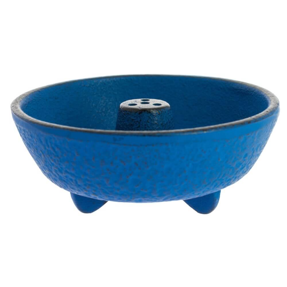 inciensario iwachu fuente azul