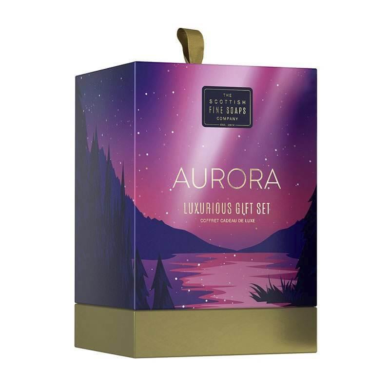 pack regalo aurora scottish
