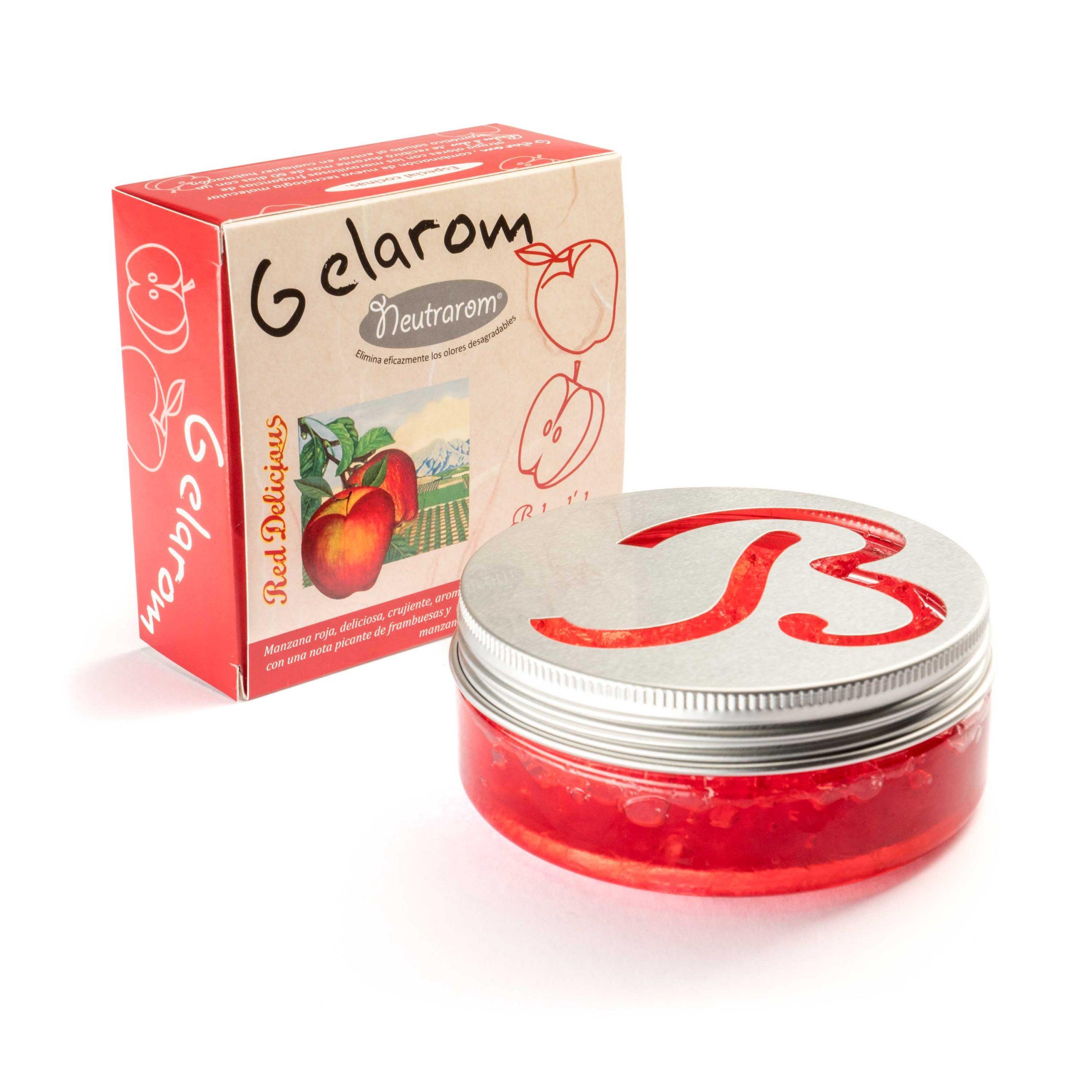 Gelarom Red Delicious Boles de Olor