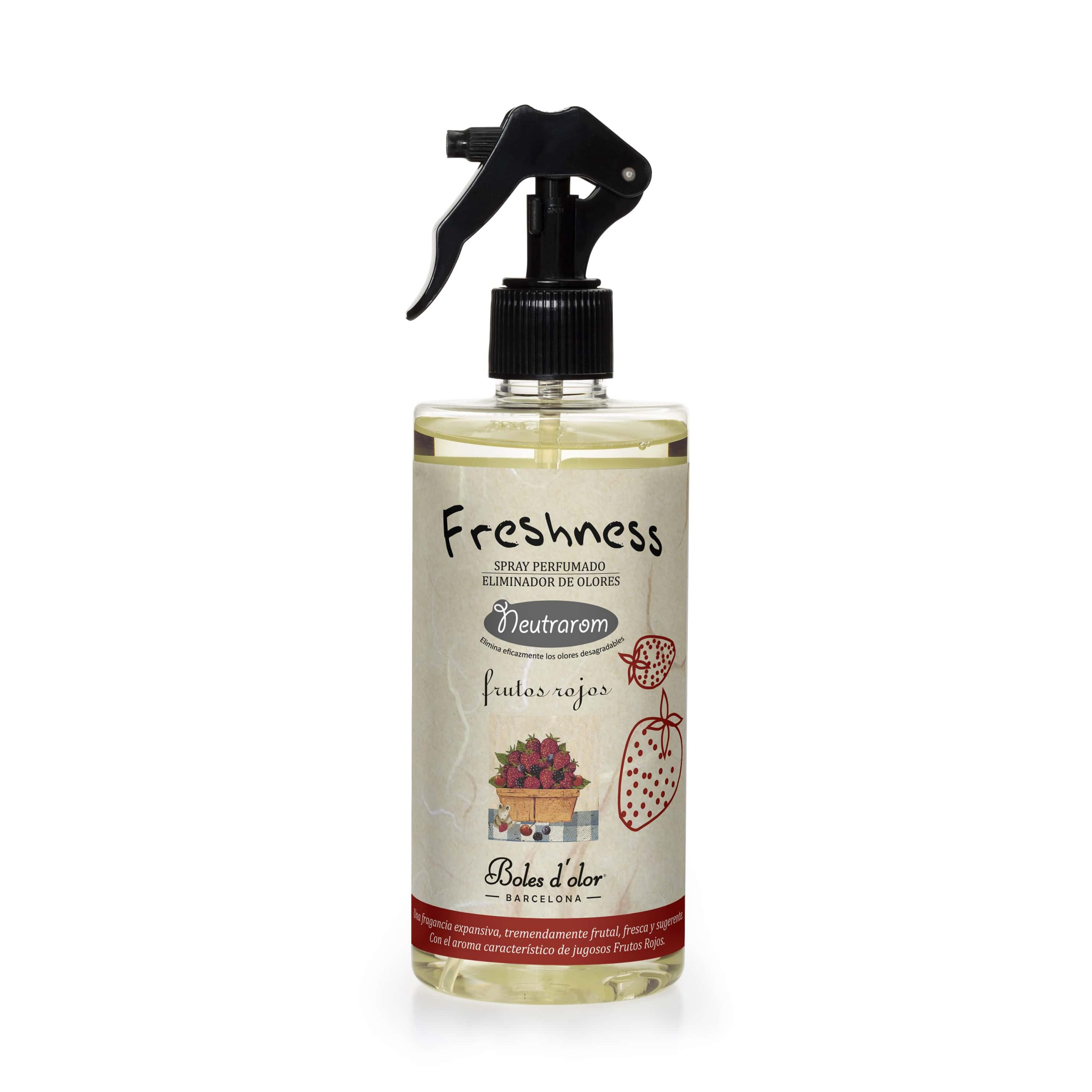 Freshness Spray 500 ml - Frutos Rojos Boles dOlor