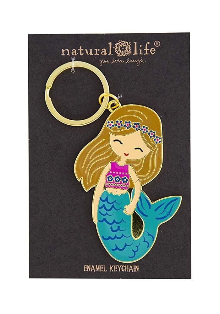 Llavero Mermaid KC212 Natural Life