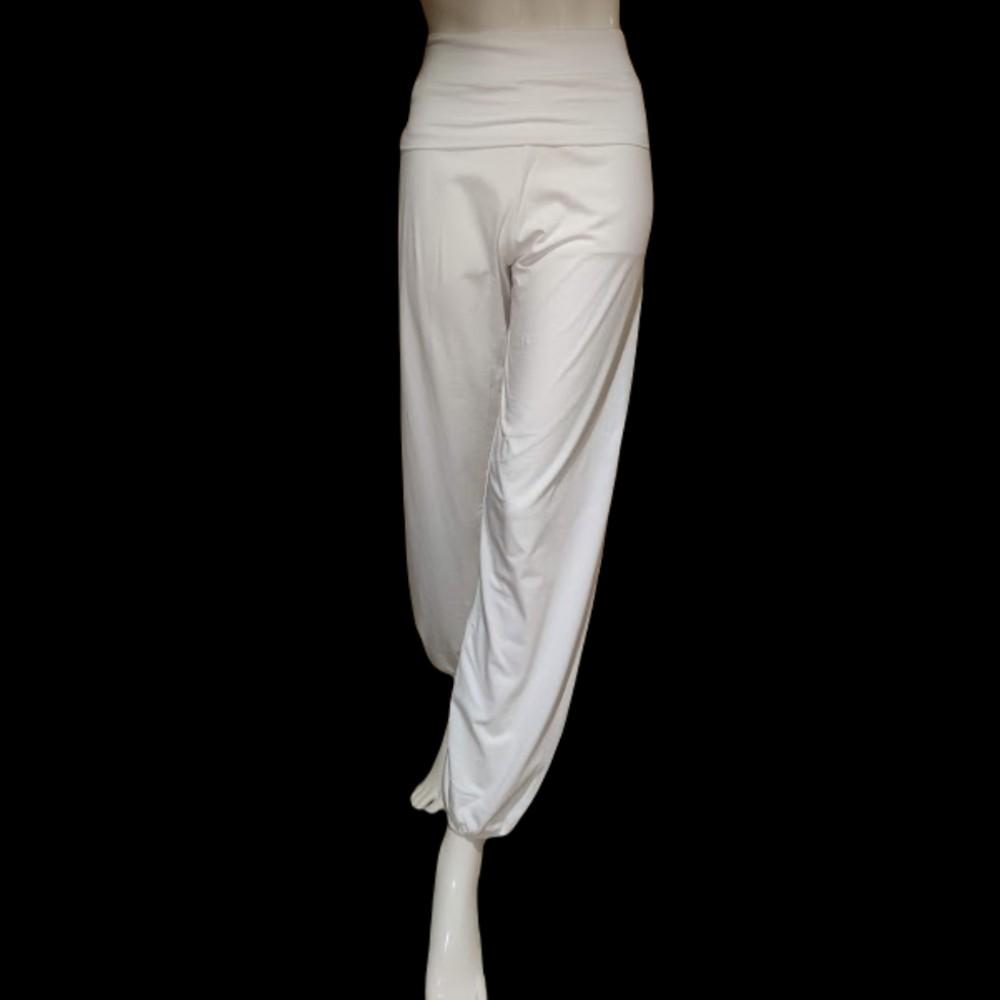 Pantalón Yoga algodón blanco 4266