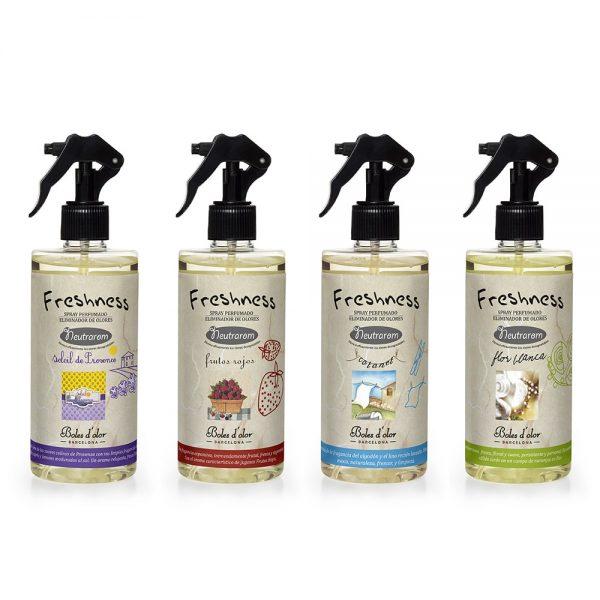 Sprays Freshness Boles d Olor 2