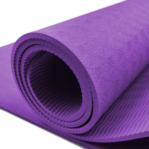 Esterilla Yoga TPE Violeta