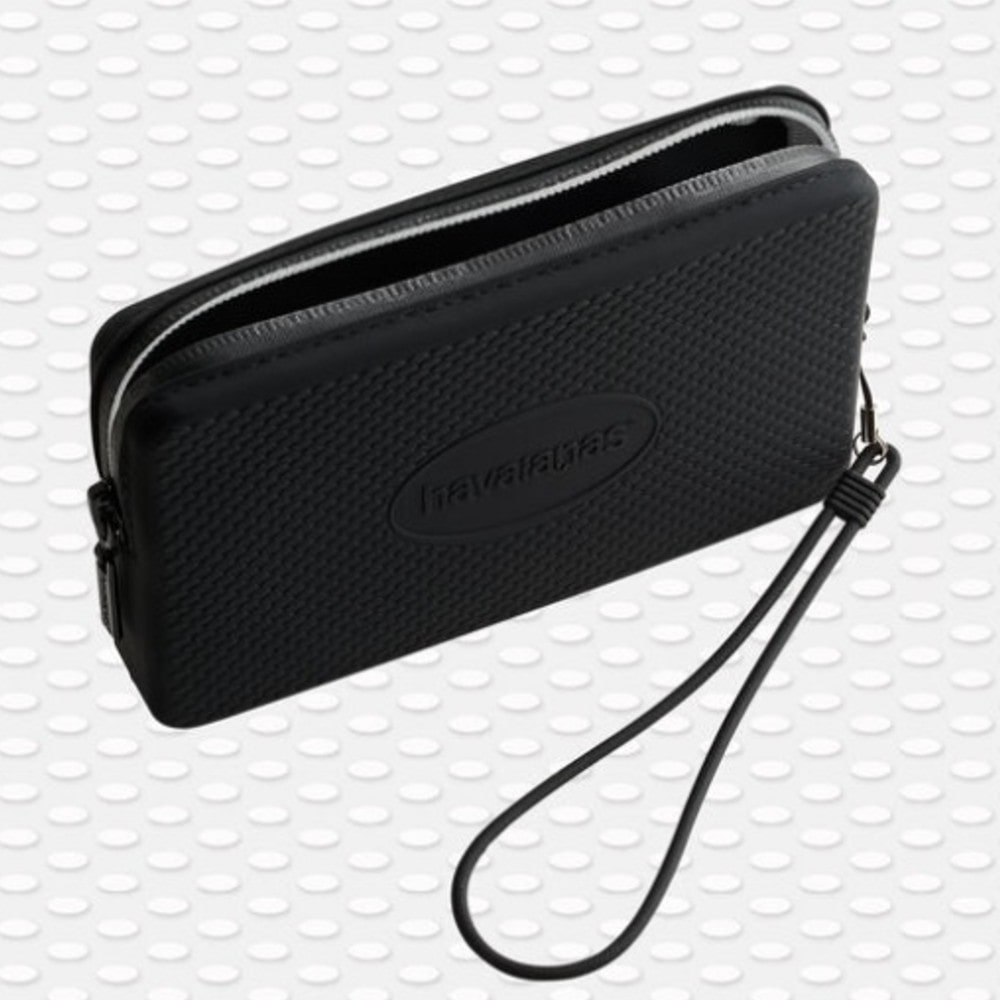 havaianas mini bag negro